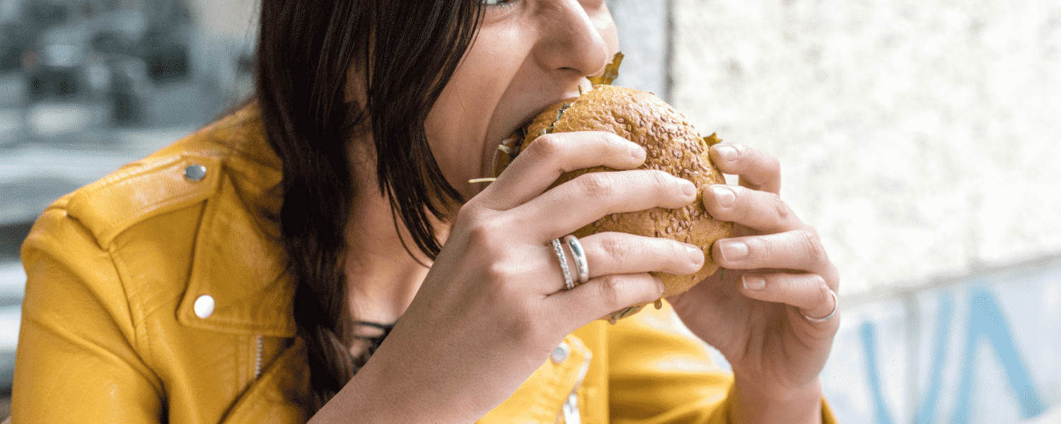 Eat this much – What is a healthy amount to eat?